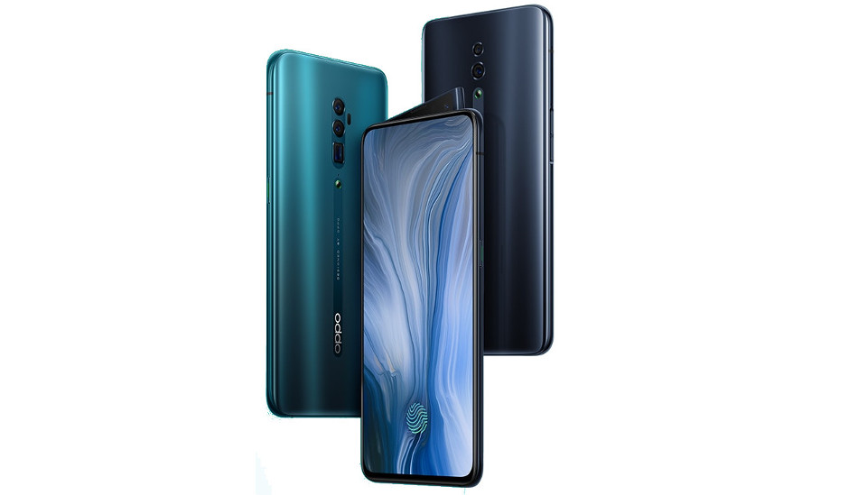 Oppo Reno 10x Zoom Edition appears on AnTuTu