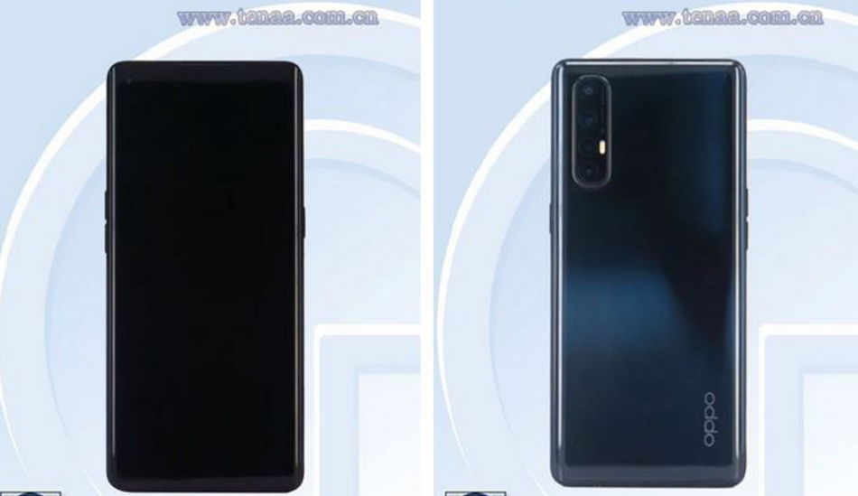 Oppo Reno 3 Pro 5G specfications revealed by TENAA listing