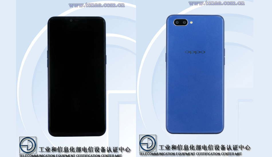 Oppo PCAM00 / PCAT00 with 6.35-inch Full HD+ display, Android 9 Pie gets certified