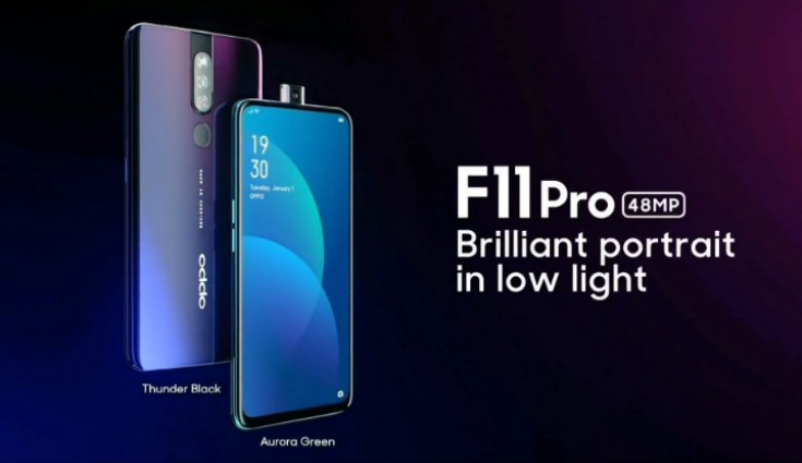 Oppo F11 Pro makes its way to Geekbench with 6GB RAM, Android 9 Pie