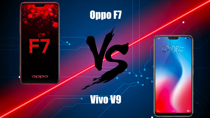 Oppo F7 vs Vivo V9: The Twins battle to pay homage to the Phone X