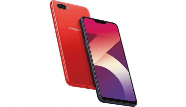 Oppo A3s launched with notch display and dual rear cameras for Rs 10,990