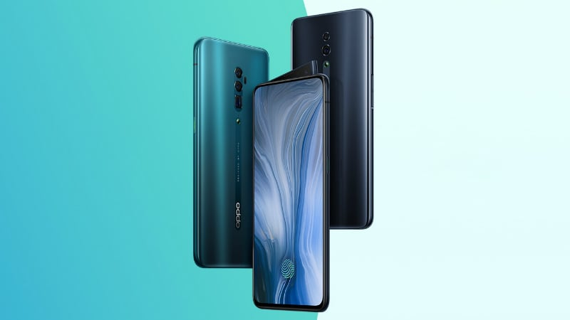 Oppo Reno, Oppo Reno 10x Zoom Edition smartphones launched in India, price starts Rs 32,990
