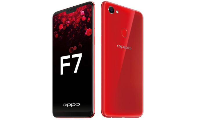Oppo F7 with 6.23-inch Full HD+ display, 25-megapixel selfie camera launched in India