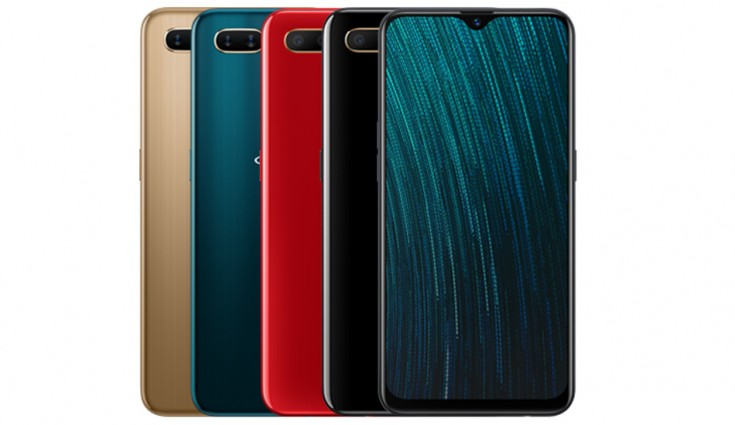 Oppo A1K and Oppo A5s receive a price cut of upto Rs 1,000