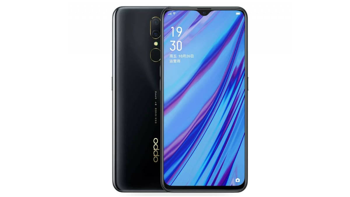 Oppo A9x launched with 6.53-inch FHD+ display and 48MP rear camera