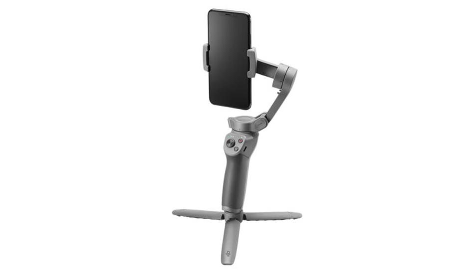 DJI Osmo Mobile 3 portable camera gimbal announced