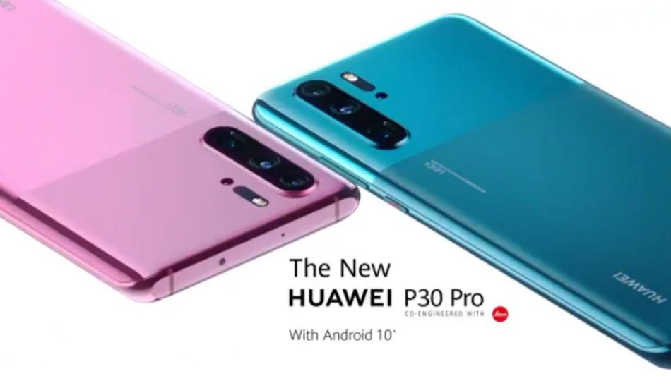 Huawei P30 new colours unveiled at IFA