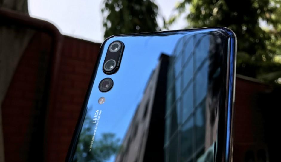 Huawei P20 Pro to  soon get 960 fps slow-mo, zoom gestures
