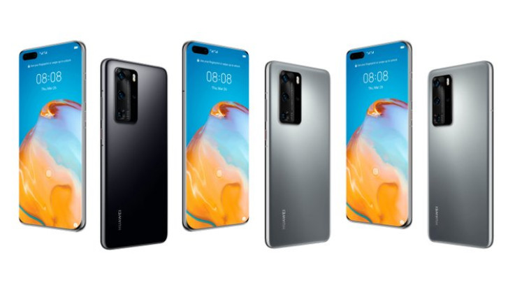 Huawei P40 Pro, Huawei P40 press renders and specs leaked online