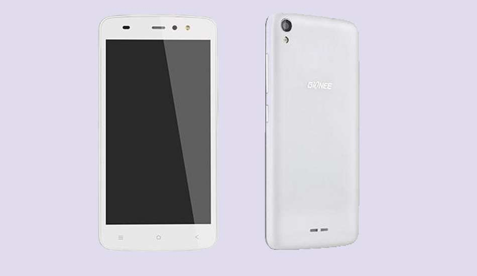 Gionee Pioneer P4S finally launched in India for Rs 7,799