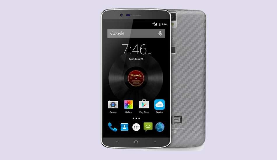iBerry Auxus Prime P8000 with 4G launched at Rs 14,990