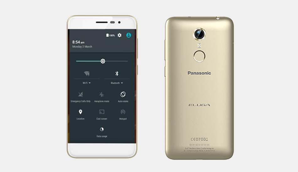 Panasonic Eluga Arc launched in India for Rs 12,490