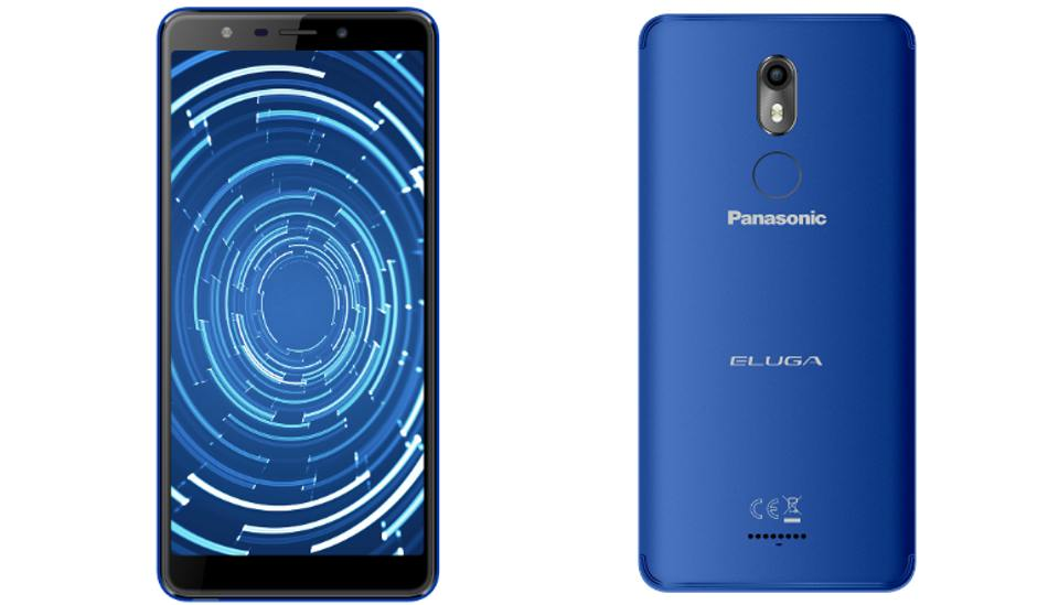 Panasonic Eluga Ray 530 with 5.7-inch HD+ display launched for Rs 8,999