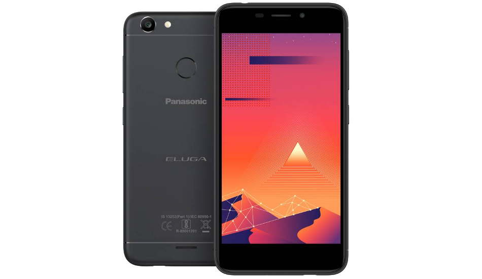 Panasonic Eluga I5 with 5-inch HD display and 13MP rear camera launched for Rs 6,499