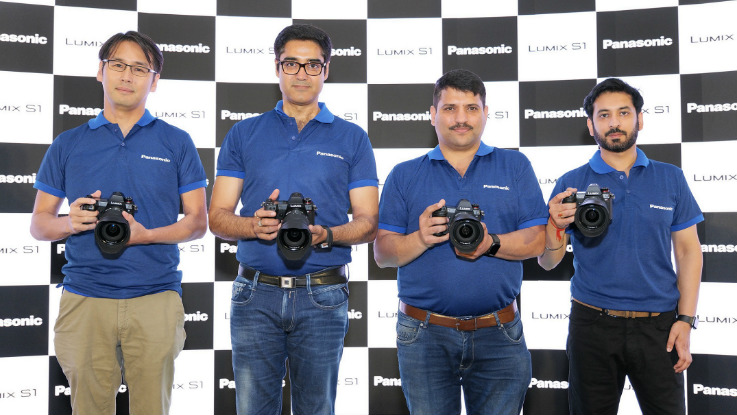 Panasonic Lumix S1, S1R full-frame mirrorless cameras launched in India