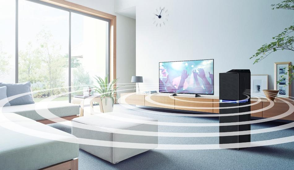 Panasonic launches range of speakers under the UA and Home Entertainment speaker system series