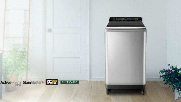 Panasonic introduces washing machines series in India, price stars at Rs 20000