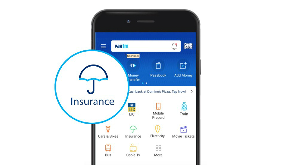 Paytm teams up with LIC to allow users to pay their premiums online
