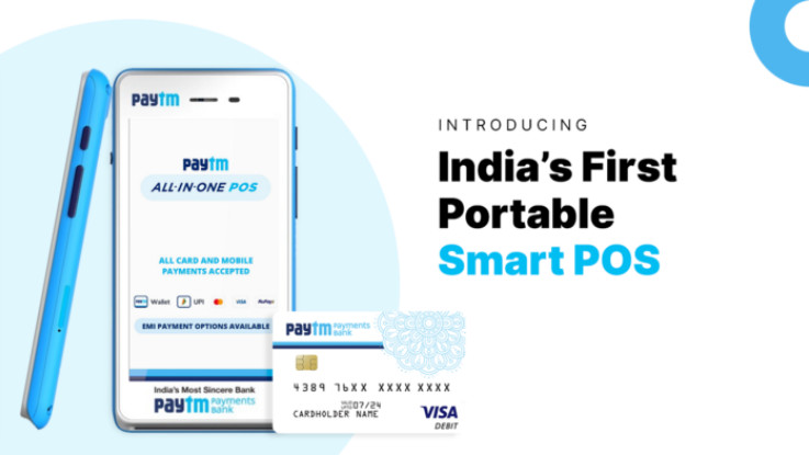 Paytm all-in-one Android POS device launched in India