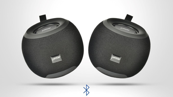 Pebble introduces Dome Speaker in India for Rs 1499