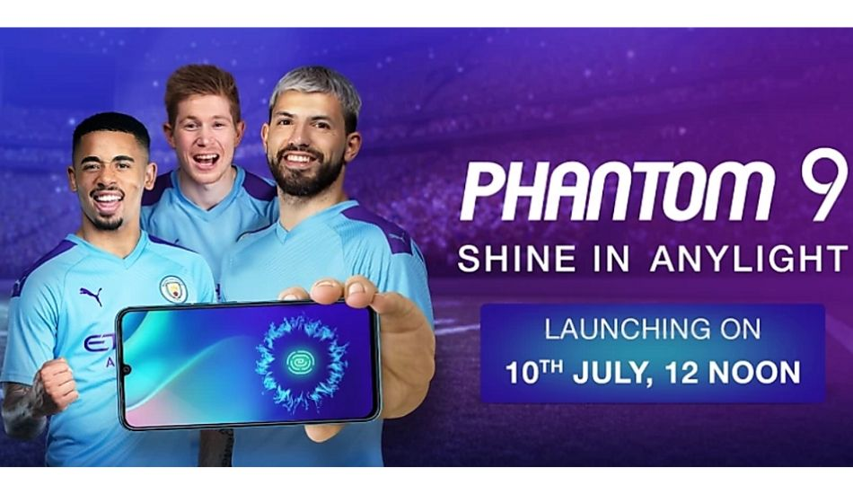 Tecno Phantom 9 set to launch in India on July 10