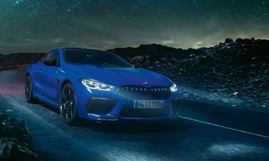 BMW launches 8 series Gran  Coupe and M8 Coupe in India