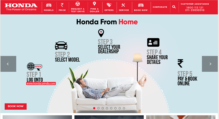 These auto companies are now taking online car bookings in India