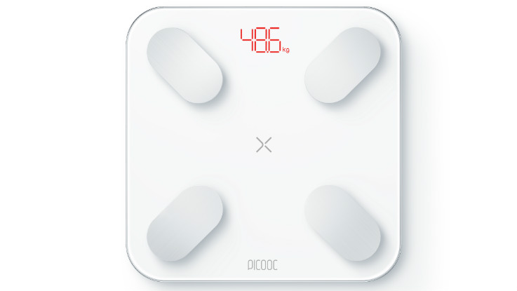 Picooc Smart Mini health scale launched in India for Rs 2,999
