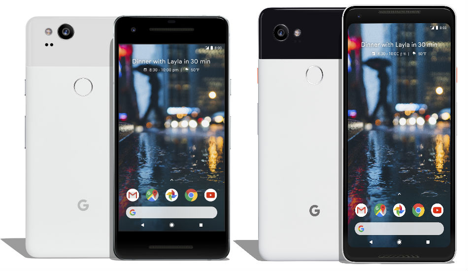 Google Pixel 2 users are reporting microphone issue