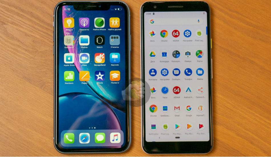 Pixel 3 Lite looks as tall as the iPhone XR in leaked photographs
