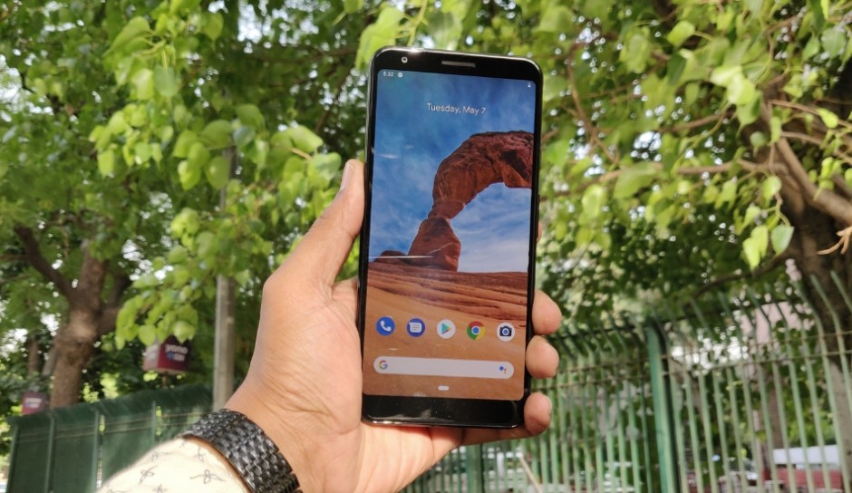 Google Pixel 3a will start at Rs 29,999 during Flipkart Big Billion Day Sale