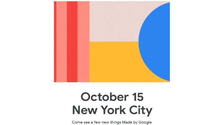 Google Pixel 4, Pixel 4 XL confirmed to launch on October 15