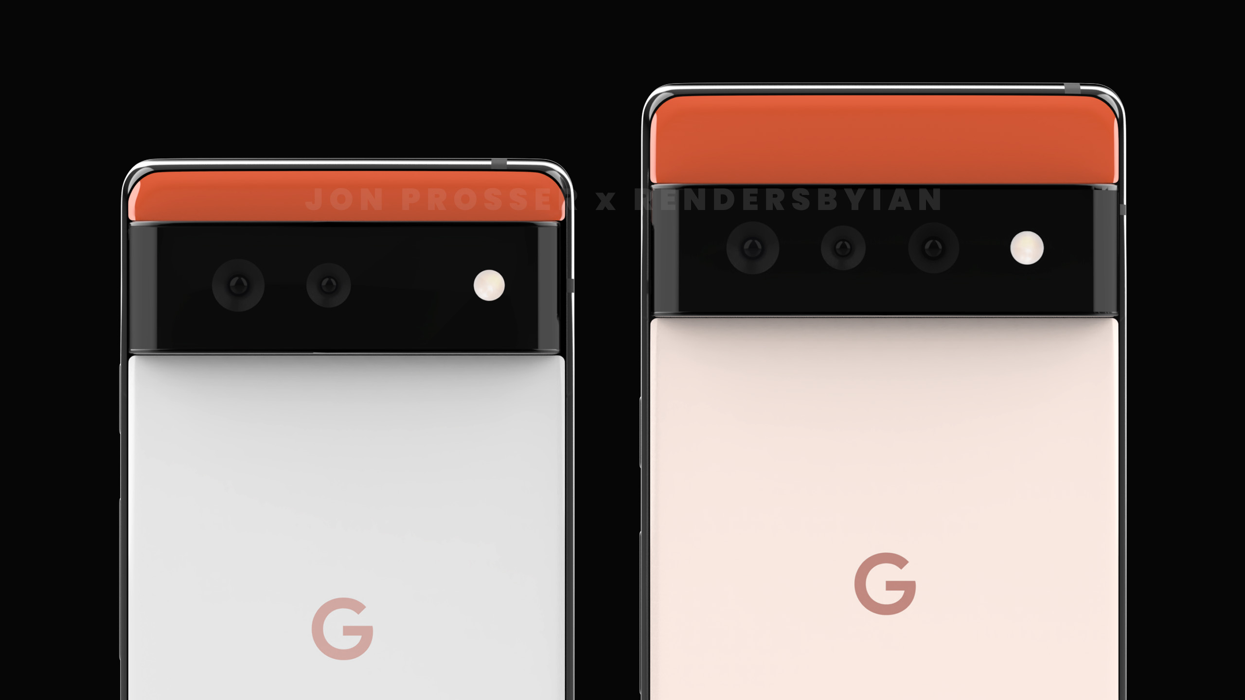 Pixel 6 series specifications leaked, Whitechapel chip details revealed