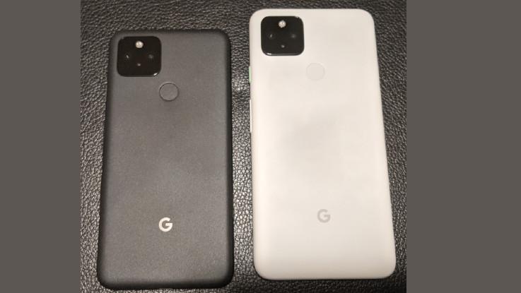 Google Pixel 5, Pixel 4a 5G live images, key specs leaked online