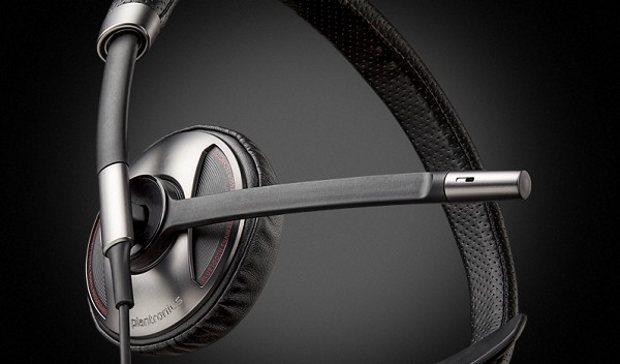Plantronics Blacktop 500 Bluetooth headset for drivers