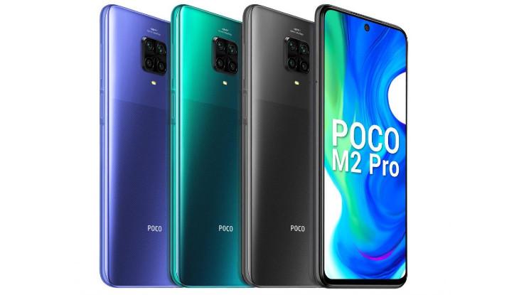 Poco clarifies about the Poco M2 Pro security concerns