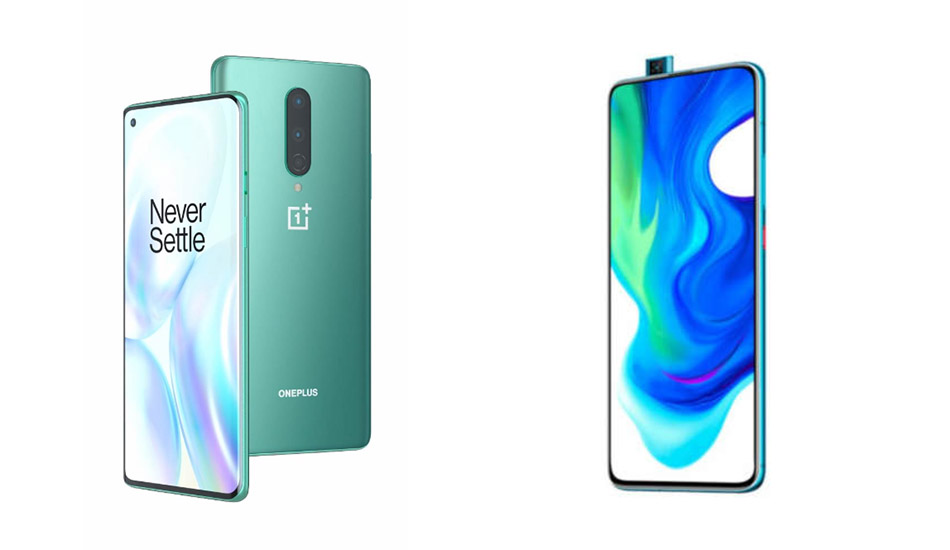 OnePlus 8 vs Poco F2 - How these affordable flagships compare?