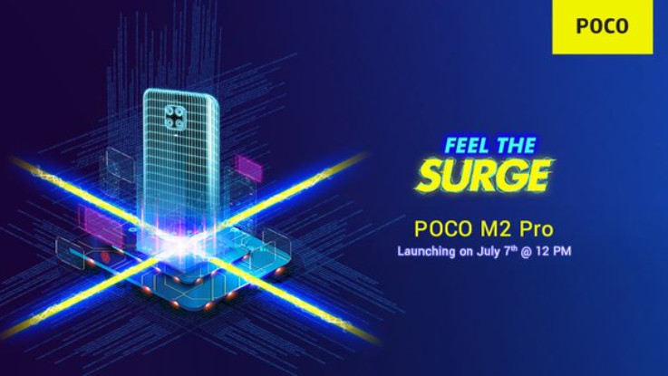 Poco M2 Pro confirmed to launch in India on July 7, to be Flipkart exclusive