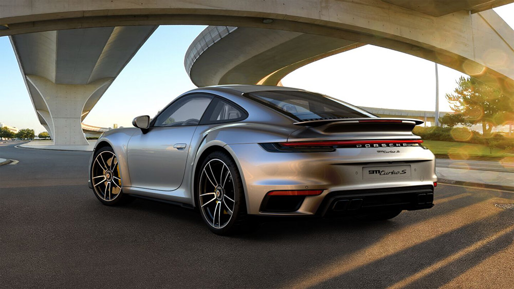 Porsche launches 911 Turbo S in India for Rs 3.08 crore, now taking orders