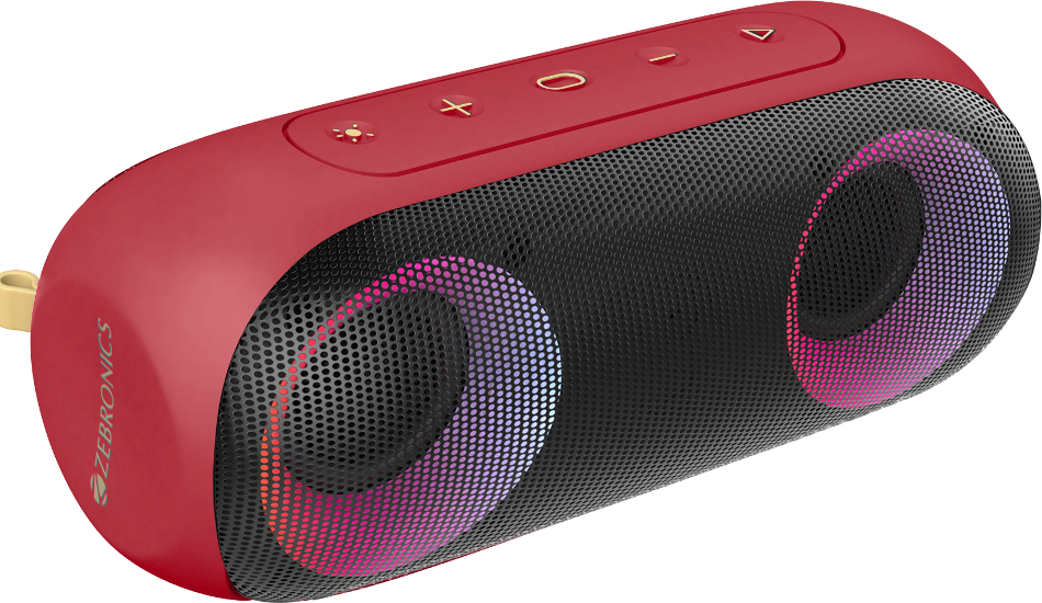 Zebronics launches Zeb-Music Bomb X wireless portable speaker