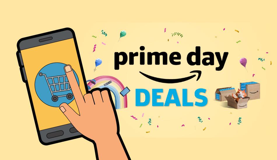 Amazon Prime Day Sale: Top deals on smartphones