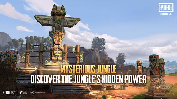 PUBG Mobile new 'Mysterious Jungle' mode goes live