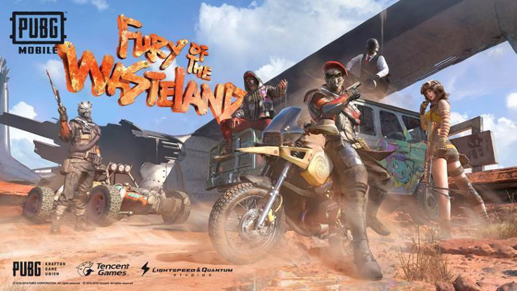 PUBG Mobile Season 10 update to bring 'Fury of the Wasteland' theme, rollout begins Nov 8