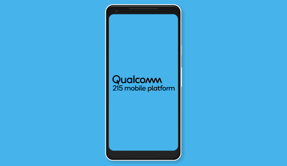Qualcomm 215 28nm SoC announced with dual camera support for entry-level phones