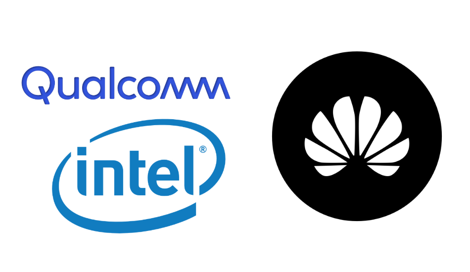 Qualcomm, Intel urge US government to ease ban on Huawei