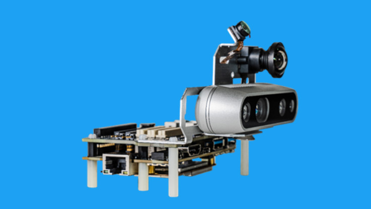 Qualcomm introduces world's first 5G and AI-enabled Robotics platform