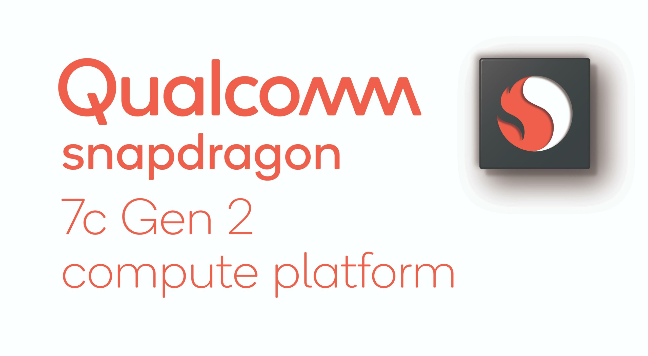 Qualcomm Snapdragon 7c Gen 2 launched for basic Windows Laptops, Chromebooks