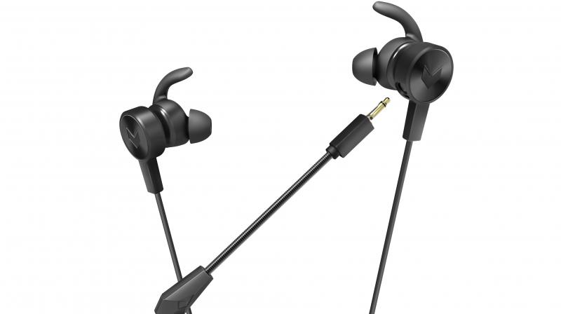Rapoo launches in-ear gaming headphone for Rs 1,999