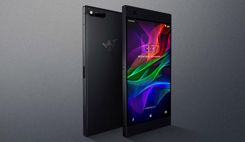Razer Phone with 5.7-inch Quad HD 120Hz display, 8GB of RAM announced